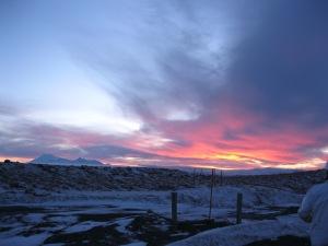 Sunrise Cold Bay 2